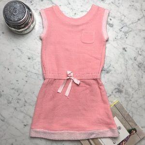 Floatimini Peach Coral Sleeveless Short Dress 3T
